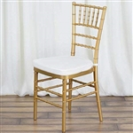 Chiavari chairs - Gold