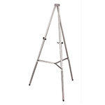 Easel (Display) Quick Fold Aluminum