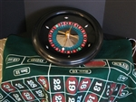 Roulette Wheel and Layout