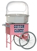 Cotton Candy Machine (with Cart)