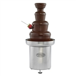 Chocolate Fountain (Small) with 10 lbs. of Chocolate