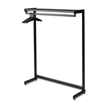 Single Sided Rack (6 ft. with 3 dozen hangers)