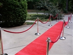 Red Carpet (4' x 25')