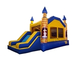 Bounce House Combo (Large -15'x24'x15')
