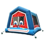Clown Bounce House (15' X 15')