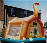 Dinosaur Bounce House (15' X 15')