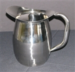 Stainless Pitcher 64 oz.