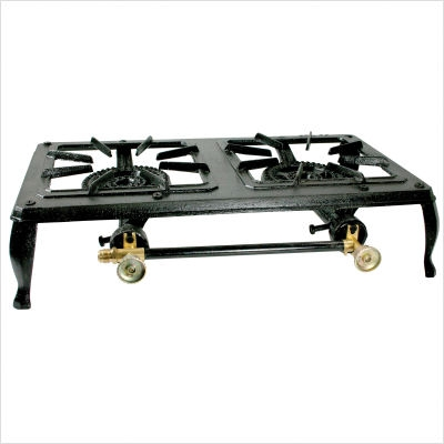 Hot Plate Double Burner Propane