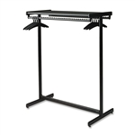 Double Sided Garment Rack 4 ft.